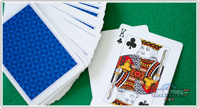 Image of Poker Deck - Playing Cards