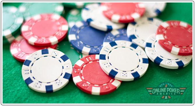 Gambar Set Chip Poker