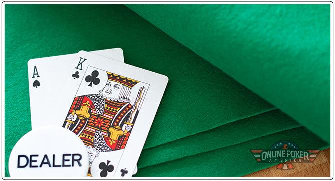 Image of Poker Table Felt