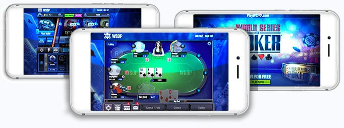 iPhone Mobile Poker Apps WSOP App Game