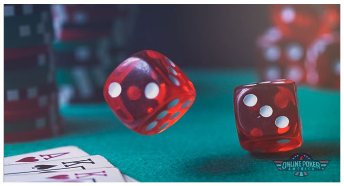 Image of Hijack Seat Players Cards and Dice