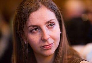 Maria Koonikova Portrait Image