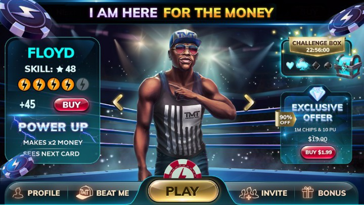 mayweather-face-of-social-casino-app