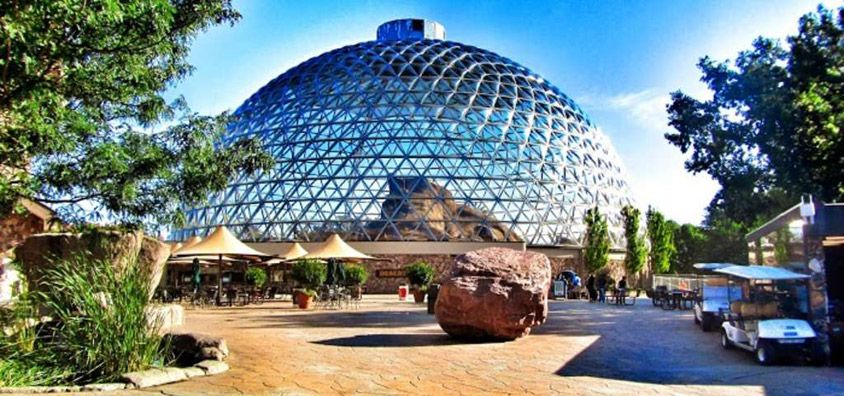 Omaha's Henry Doorly Zoo & Aquarium in Nebraska