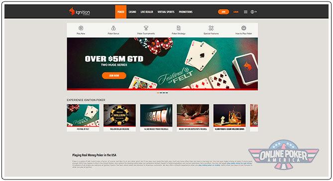 Gambar Turnamen Poker Ignition