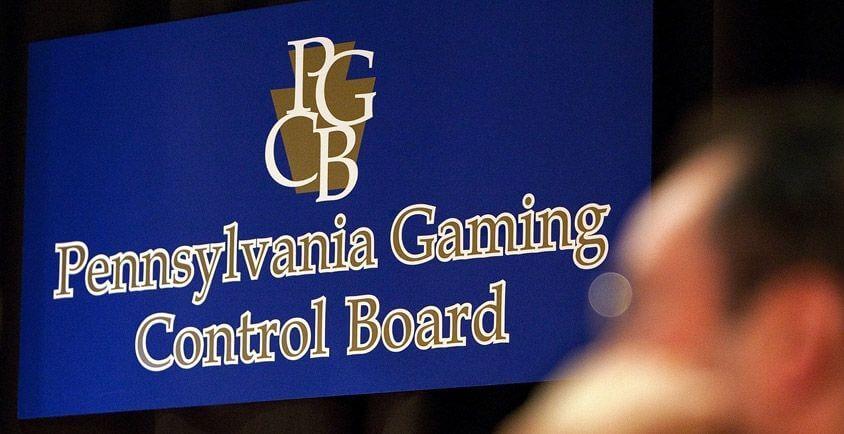 Pennsylvania gaming control board for gambling