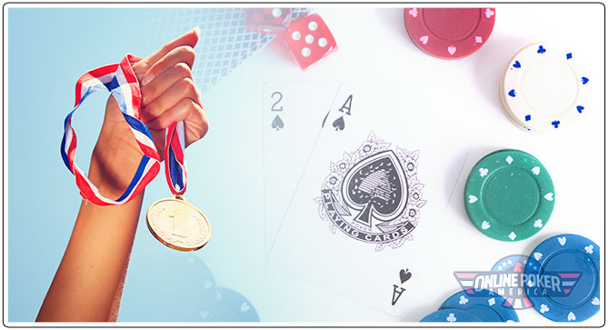 Image of Poker as an Olympic Sport