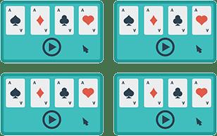 multi tabling poker