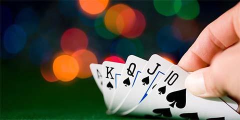 poker hands ranking royal flush