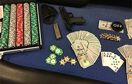 Tennessee Police seizes $18,000 from private poker tournament operation run out of hotel room