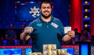 WSOP Champ Scott Blumstein and His Weight Loss Journey