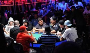 Timothy Adams Leads the WSOPE €100,000 Event
