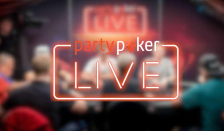 Caribbean PartyPoker tournament.