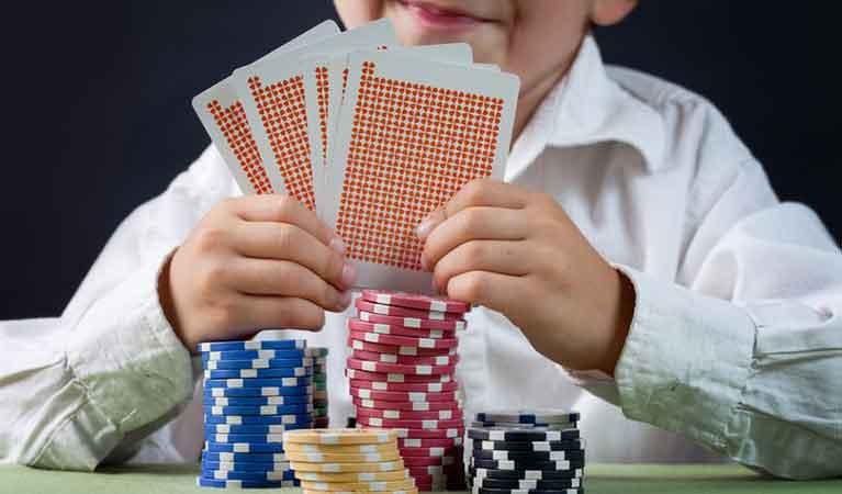 child-gambling