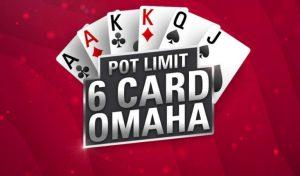 PokerStars Adds 6 Card Omaha Amid MInor Tweaks Internationally