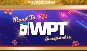 Zynga Poker Introduces WPT Sweepstakes Promotion