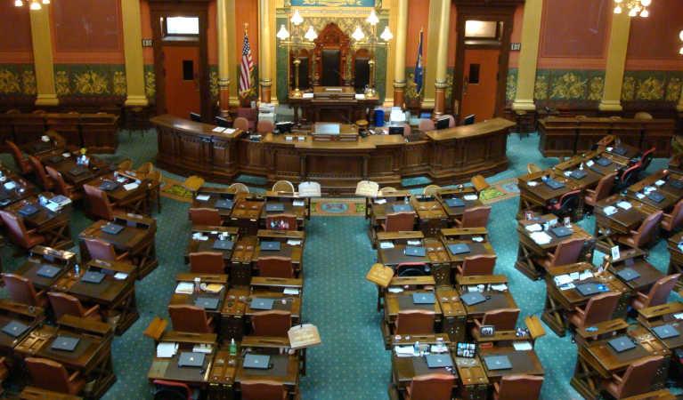 Michigan's House of Representative