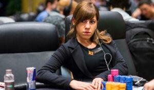 Kristen Bicknell Steps Down from Team Partypoker