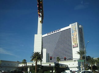 Stardust casino before implosion in 2007