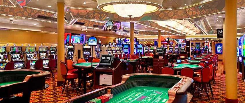 the par-a-dice casino in East Peoria, Illinois