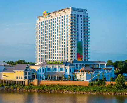 Margaritaville in Bossier City, Louisiana