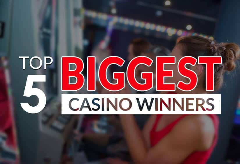 Top 5 Biggest Casino Winners in History