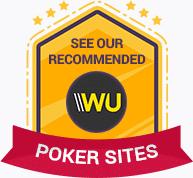 Western Union Deposit Option Poker Sites