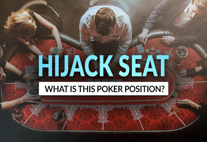 Image of Poker Player in the Hijack Seat